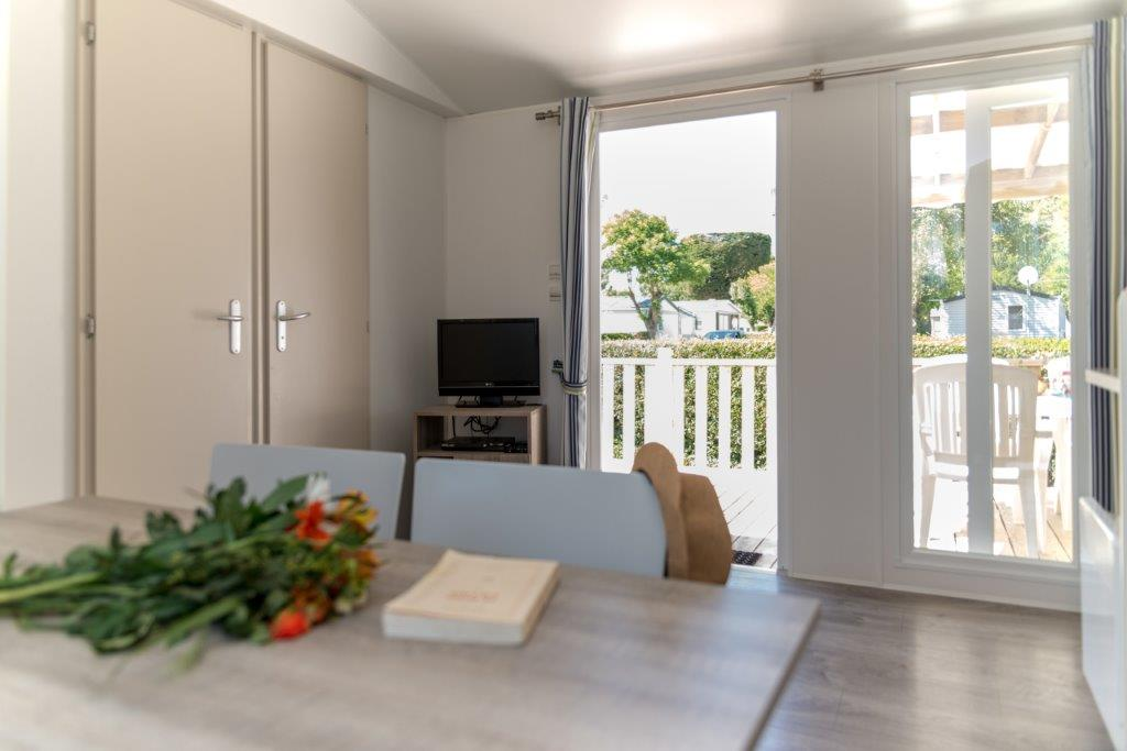 mobilhome OCEANIA camping 5* les Chouans 2