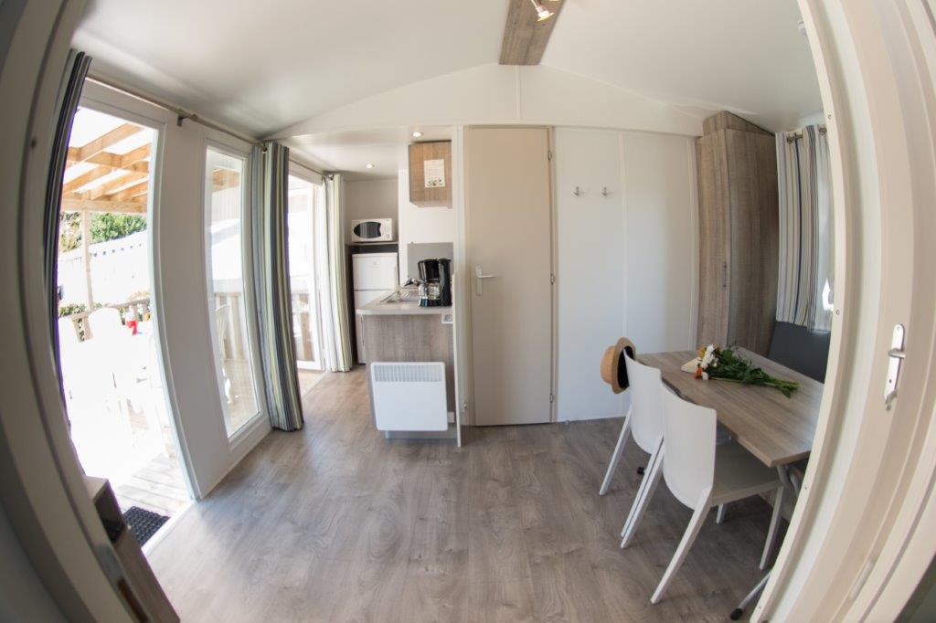mobilhome OCEANIA camping 5* les Chouans 7