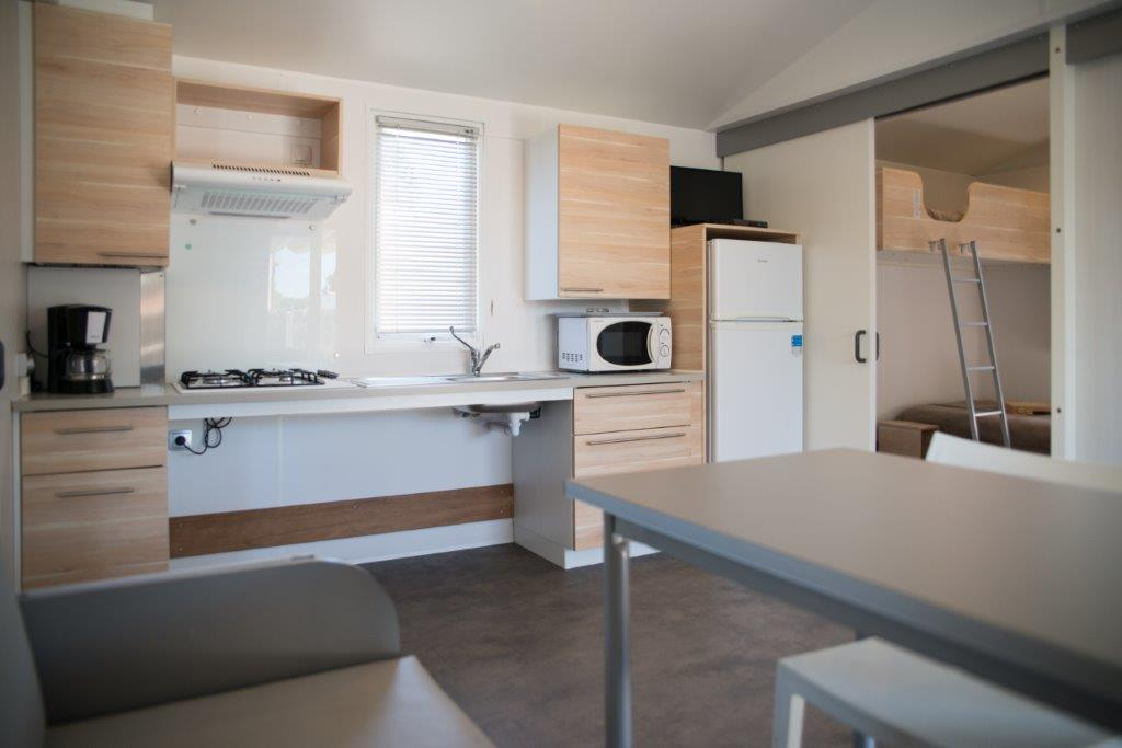 mobilhome PMR camping 5* les Chouans 6