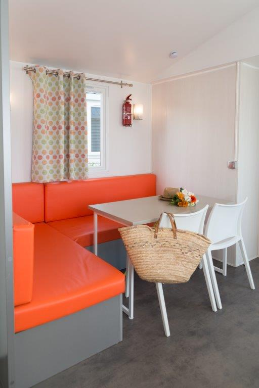 mobilhome st Barth camping 5* les Chouans 3