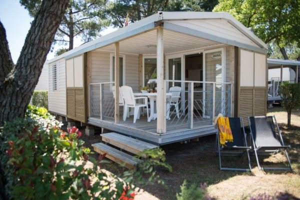 location mobilhome dune 2 chambres