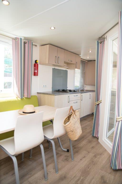 mobilhome Dune camping 5* les Chouans 5