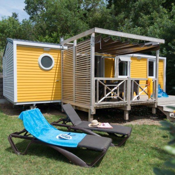 mobilhome SAINT FRANCOIS camping 5* les Chouans 2