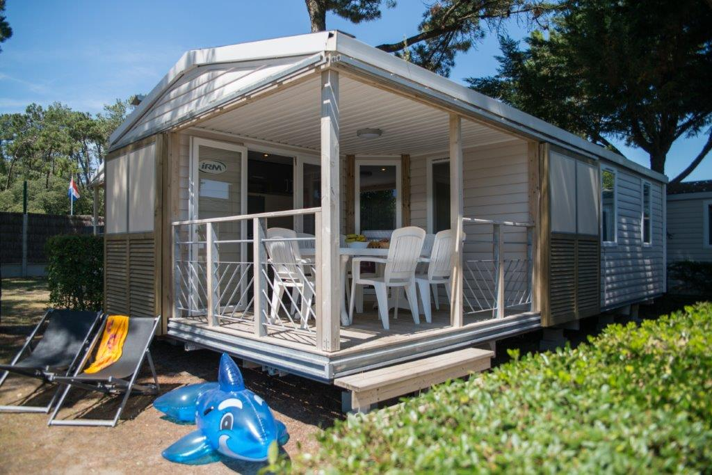 mobilhome DUNE camping 5* les Chouans 3